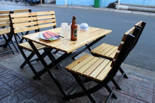 Lý do chọn bàn ghế gỗ khung sắt cho quán cafe, quán ăn, 88614, Bàn Ghế Cafe Giá Rẻ - Nội Thất Nguyễn Hoàng, Blog MuaBanNhanh, 25/12/2018 14:11:25