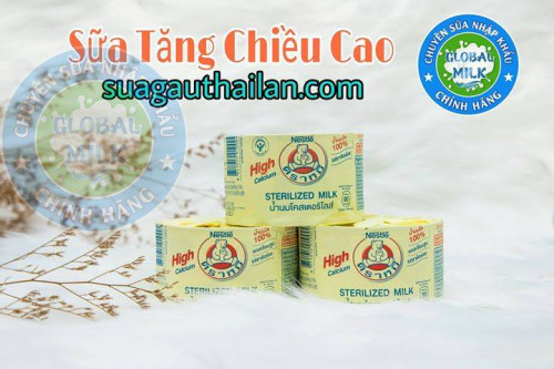 Giới Thiệu Sữa Tăng Chiều Cao Nestle Thái Lan, 88633, Shop Sữa Gấu Thái Lan Chính Hãng, Blog MuaBanNhanh, 03/01/2019 15:32:13
