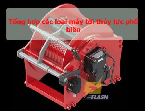 Thông tin về 3 loại máy tời thủy lực thịnh hành hiện nay, 88630, Trần Hải Anh, Blog MuaBanNhanh, 03/01/2019 15:57:12