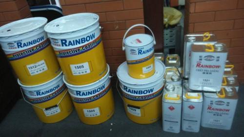 Sơn Rainbow thùng lớn 18 lít, chất lượng, 88666, Ms Lan, Blog MuaBanNhanh, 26/12/2018 11:50:14
