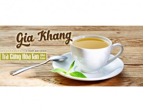 Công dụng trà gừng hoà tan Gia Khang, 88683, Trang Ngo, Blog MuaBanNhanh, 26/12/2018 17:22:09