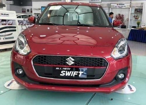 Suzuki Swift thế hệ mới giá chỉ từ 499 triệu đồng, cạnh tranh với Mazda2, 88678, Phan Đào Duy Khánh, Blog MuaBanNhanh, 26/12/2018 14:40:16