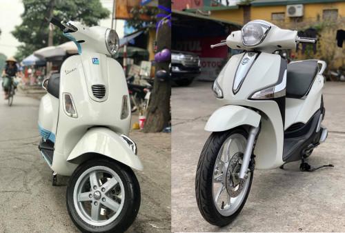 Mua xe máy cũ nên chọn Liberty hay Vespa?, 88757, Nhung Trần, Blog MuaBanNhanh, 28/12/2018 09:09:06
