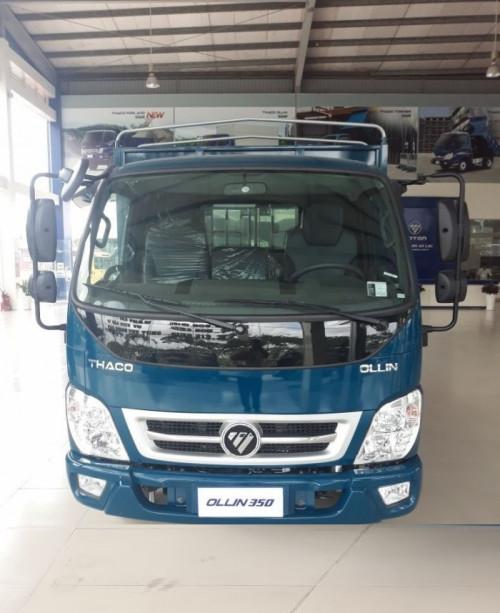 Đánh giá xe tải Thaco Ollin 350 E4 mới nhất, 88782, Phạm Tuấn Cường, Blog MuaBanNhanh, 29/12/2018 09:07:49