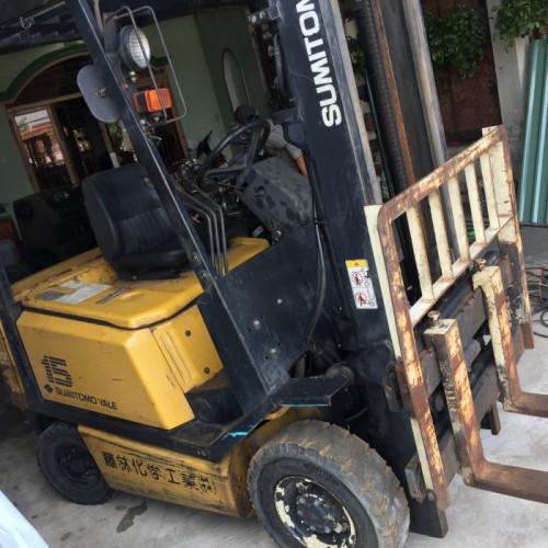 Đánh giá xe nâng điện Sumitono 1.5 tấn 61FBR15SDE, 88809, Nguyễn Văn Chót, Blog MuaBanNhanh, 29/12/2018 13:46:12