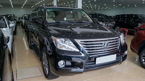 Ưu nhược điểm xe Luxus LX570 2018, 88909, Linh Giang Auto, Blog MuaBanNhanh, 04/01/2019 16:17:05