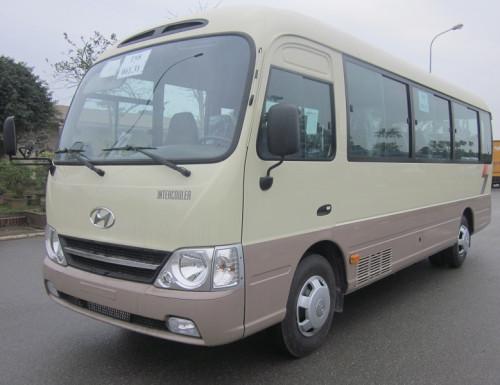 Đánh giá nhanh Hyundai County Đồng Vàng 29 chỗ, 88978, Xe Tải Hyundai, Blog MuaBanNhanh, 08/01/2019 15:20:22