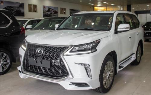 Đánh giá nội thất Lexus LX570 2019 chuyên cơ mặt đất, 89014, Linh Giang Auto, Blog MuaBanNhanh, 17/01/2019 11:13:45