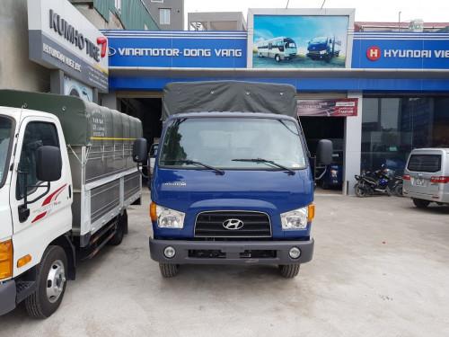 Xe Tải Hyundai 110s 7 tấn thùng mui bạt giá tốt tại Hyundai Việt, 89022, Xe Tải Hyundai, Blog MuaBanNhanh, 17/01/2019 11:22:18