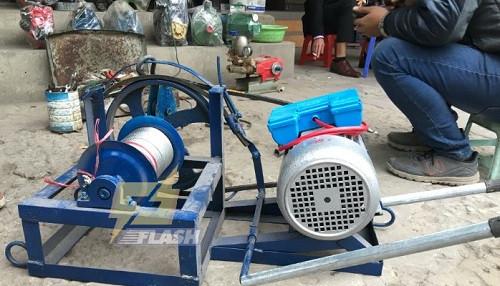 Tời điện mặt đất giá bao nhiêu? Cách mua hàng được giá tốt, 89046, Trần Hải Anh, Blog MuaBanNhanh, 11/01/2019 15:15:46