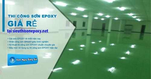 Báo giá và hướng dẫn thi công sơn epoxy chuyên nghiệp, 89058, Ms Lan, Blog MuaBanNhanh, 11/01/2019 15:34:02