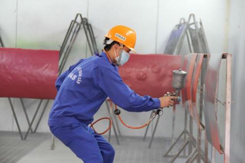 1 lít sơn dầu sơn được bao nhiêu m2 trên bề mặt kim loại?, 89121, Ms Lan, Blog MuaBanNhanh, 16/01/2019 14:09:16