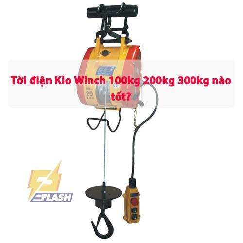 Các sản phẩm máy tời điện Kio Winch 300kg mà có thể bạn quan tâm, 89124, Trần Hải Anh, Blog MuaBanNhanh, 25/01/2019 11:50:18