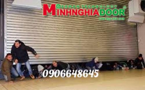 Sửa Cửa Cuốn Hóc Môn Nhanh, Làm Cửa Cuốn Huyện Hóc Môn, 89154, Diễm Mi, Blog MuaBanNhanh, 18/01/2019 09:18:12