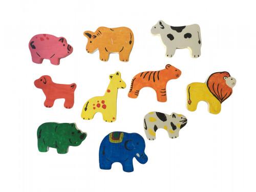 Bộ sưu tập các con vật đồ chơi tô màu nước bằng gỗ 2019, 89236, Tiên Nguyễn, Blog MuaBanNhanh, 18/01/2019 15:11:32