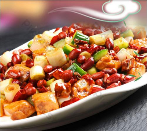 Làm món gà xào cay tứ xuyên với đậu phộng ngon mê ly, 89377, Shop Online Công Ty Đậu Phộng Tân Tân, Blog MuaBanNhanh, 25/01/2019 11:55:00