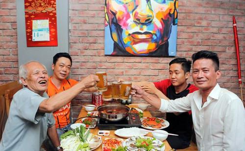 Món ngon mỗi ngày Buffet nướng hải sản lẩu nướng trưa, tối HCM, 89876, Nhà Hàng Saigon Marvel Hostel, Blog MuaBanNhanh, 05/03/2019 15:55:57