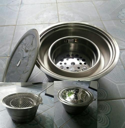 Sốc với 4 mẫu bếp nướng than âm bàn không khói đang được các nhà hàng, quán nướng săn tìm, 90131, Lê Thị Lương, Blog MuaBanNhanh, 27/03/2019 15:45:32