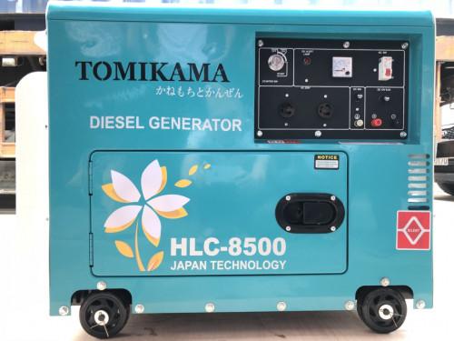 Giới thiệu máy phát điện chMạy dầu Tomikama HLC 8500, 90130, Lê Thị Thanh Hường, Blog MuaBanNhanh, 15/03/2019 10:36:43