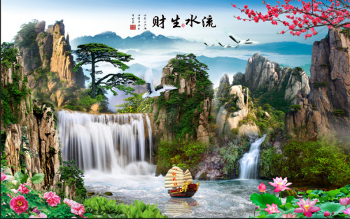 Tranh gạch 3D phong thủy cho người tuổi sửu, 90436, Xưởng Tranh Gạch 3D, Blog MuaBanNhanh, 28/03/2019 11:56:58