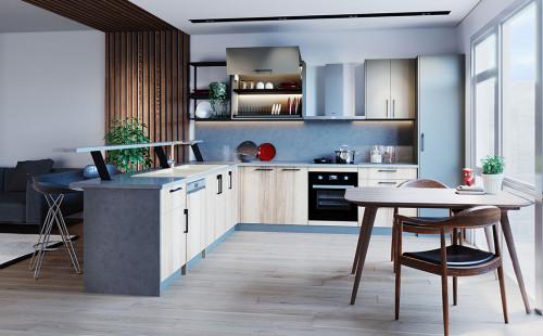 Lý do tủ bếp gỗ công nghiệp đang dần thay thế tủ bếp gỗ tự nhiên truyền thống, 90246, 0913886359, Blog MuaBanNhanh, 28/03/2019 08:20:17