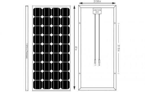 Giá tấm pin năng lượng mặt trời tại TPHCM, 90777, Heveda, Blog MuaBanNhanh, 20/04/2019 09:10:29