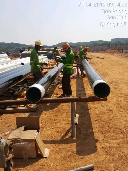 Chuyên các vật liệu chống ăn mòn cho ống kim loại chôn ngầm, ống dẫn khí gas, các đường ống công nghê khác., 91052, Hoàng Phước, Blog MuaBanNhanh, 29/10/2020 14:11:09