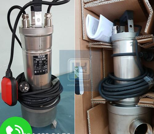 Máy bơm chìm nước thải INOX công suất 1.36 HP cho môi trường axit loãng, 91050, Công Ty Tnhh Hoàng Linh, Blog MuaBanNhanh, 15/05/2019 15:08:21