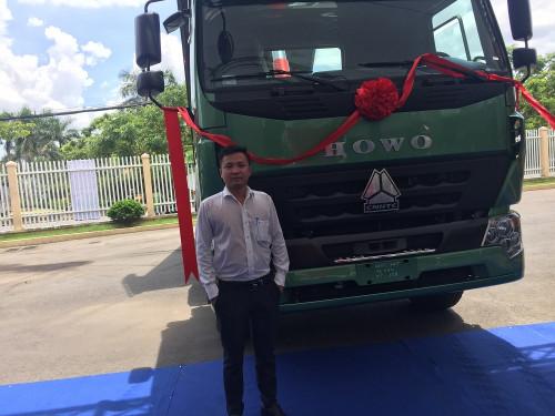 Sản phẩm mới: Xe Ben Howo 4 chân máy 380, 91290, Nguyễn Duy Phương, Blog MuaBanNhanh, 28/05/2019 09:39:50