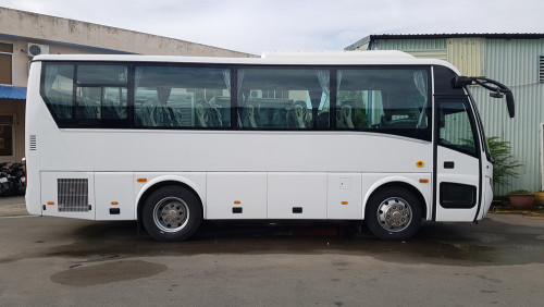 Giới thiệu xe khách 30 chổ Đô Thành, động cơ 180Ps, tặng TV và tủ lạnh, 91388, Hyundai Phú Mỹ, Blog MuaBanNhanh, 25/07/2019 09:05:29