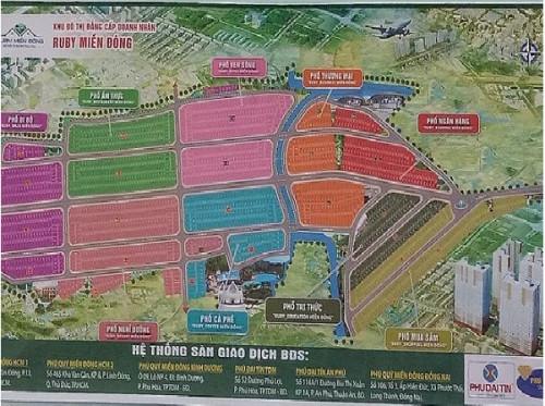 Việc ăn theo dự án sân bay Long Thành ... vẽ dự án 'ma' thu tiền tỷ, 91550, Hữu Quyền, Blog MuaBanNhanh, 22/06/2019 13:38:38
