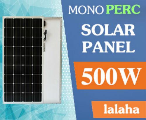 Tấm pin Solar LaLaHa 500W Mono PERC, 91844, Heveda, Blog MuaBanNhanh, 31/07/2019 10:02:36