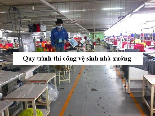 Quy trình thi công việc vệ sinh sàn nhà xưởng, 90860, Hồng Tâm Phát, Blog MuaBanNhanh, 05/07/2019 08:37:43