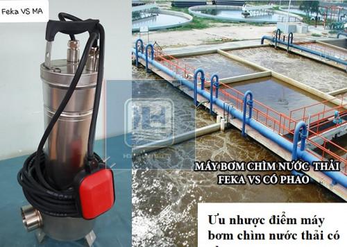 Máy bơm chìm nước thải có phao có ưu và nhược điểm gì?, 91285, Công Ty Tnhh Hoàng Linh, Blog MuaBanNhanh, 16/07/2019 13:41:38