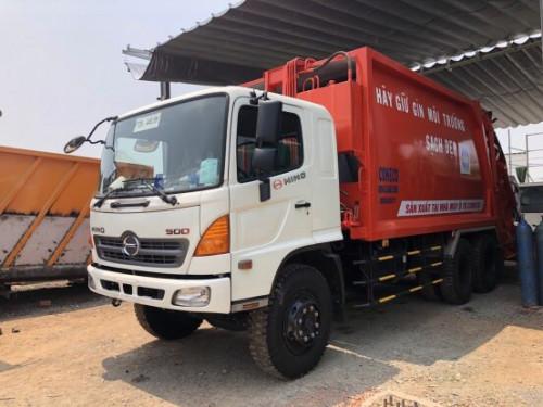 Thống số kỹ thuật xe cuốn ép rác Hino 5 khối, 92270, Phạm Văn Tới, Blog MuaBanNhanh, 12/09/2019 12:00:58
