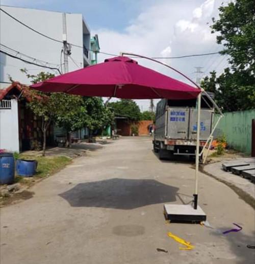 Dù lệch tâm, dù đúng tâm dù ô vuông giá rẻ TPHCM, 93130, Nguyễn Thanh Thế, Blog MuaBanNhanh, 27/09/2019 16:37:10