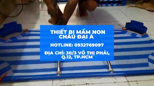 Giường lưới cho bé  thiết bị mầm non Châu Đại Á đạt tiêu chuẩn quốc gia về giường ngủ mầm non, 93297, Nguyễn Văn Hòa, Blog MuaBanNhanh, 17/10/2019 11:49:47