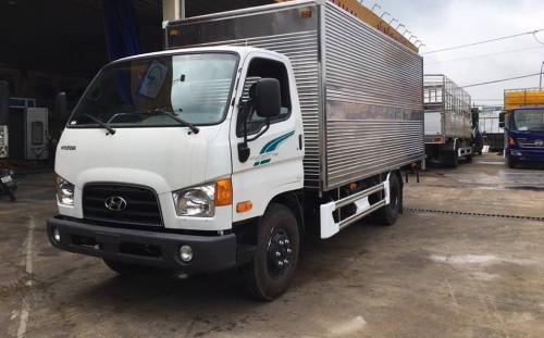 Xe tải 7 tấn Hyundai 110SL thùng dài Thành Công, 92702, Vtv Xe Tải, Blog MuaBanNhanh, 31/10/2019 11:48:49