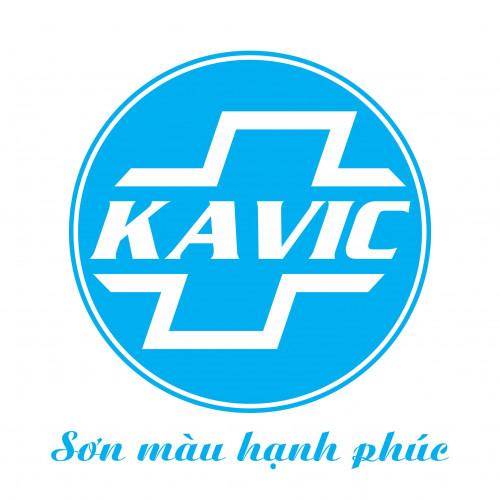 Ý nghĩa logo thương hiệu Sơn Kavic, 93459, Sơn Kavic, Blog MuaBanNhanh, 12/11/2019 09:55:44