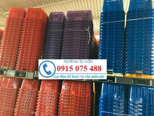 Sọt nhựa công nghiệp giá rẻ - rổ nhựa công nghiệp giá rẻ, 93641, Hảo Việt Nhật, Blog MuaBanNhanh, 02/04/2020 15:55:34
