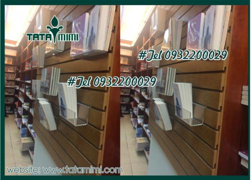 Sử dụng kệ giá sách mica cho không gian nhỏ gọn, 93682, Ms Hằng, Blog MuaBanNhanh, 02/04/2020 16:04:37