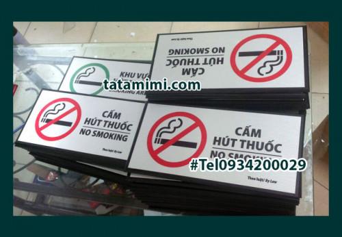 Biển no smoking – biển hiệu văn phòng, 93870, Ms Hằng, Blog MuaBanNhanh, 19/02/2020 13:22:01