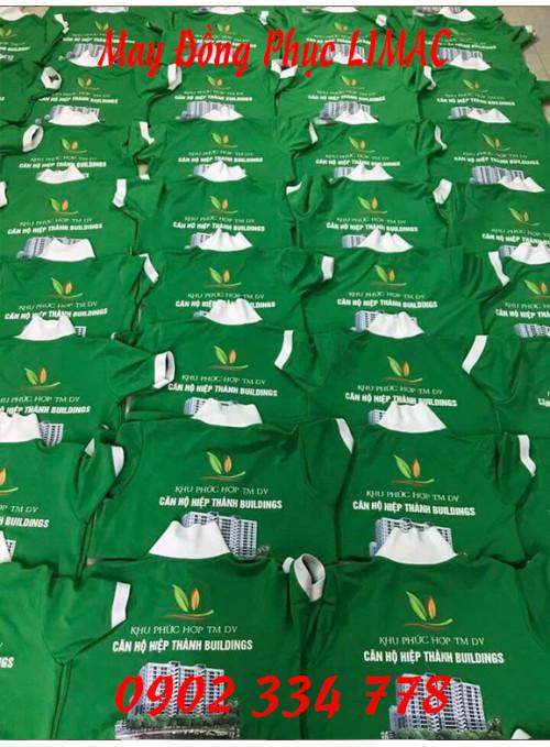 Tổng hợp các mẫu áo thun đồng phục công ty bất động sản, 93875, Xưởng May Gia Công Limac, Blog MuaBanNhanh, 17/01/2020 15:24:51