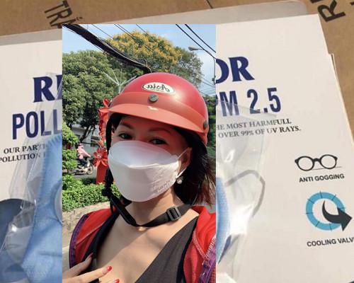 Vải lọc kháng  khuẩn may khẩu trang chống virus cúm, bụi, 93980, Suong's House, Blog MuaBanNhanh, 07/02/2020 11:51:59