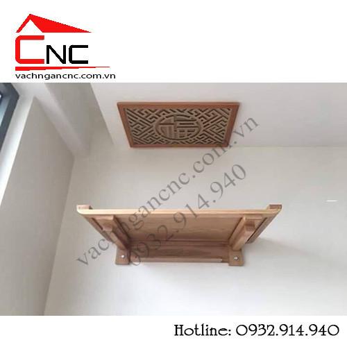 15 mẫu bàn thờ treo tường chung cư đứng đầu 2020, 93997, Phạm Thị Yến Nhiên, Blog MuaBanNhanh, 11/02/2020 14:18:31