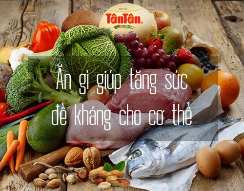 17 siêu thực phẩm giúp tăng cường hệ miễn dịch tự nhiên, 94034, Shop Online Công Ty Đậu Phộng Tân Tân, Blog MuaBanNhanh, 19/02/2020 13:32:46