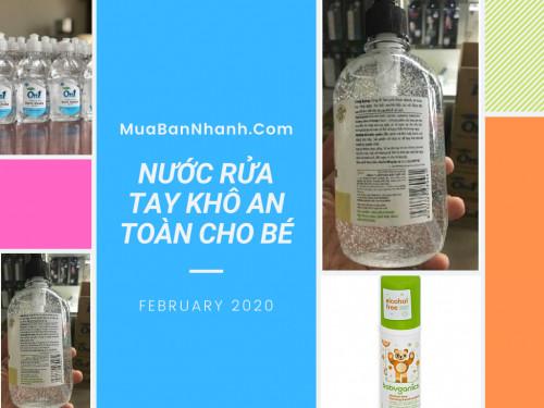 Những thời điểm cần rửa tay cho trẻ, 94045, Nguyễn Thu, Blog MuaBanNhanh, 19/02/2020 13:07:04