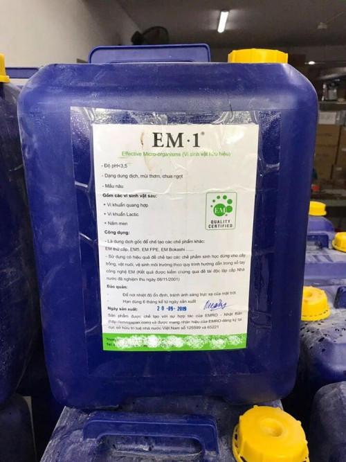Hướng dẫn ủ EM GỐC thành EM thứ cấp và cách sử dụng chế phẩm sinh học EM trong nuôi trồng thủy sản, 94071, 0962520787, Blog MuaBanNhanh, 19/02/2020 15:18:00
