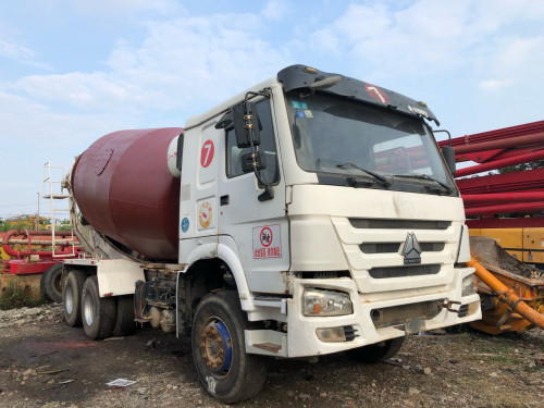 Ưu nhược điểm khi mua xe trộn bê tông Howo cũ, 94087, Nguyễn Hải Xe Bơm Xe Trộn, Blog MuaBanNhanh, 20/02/2020 09:26:33