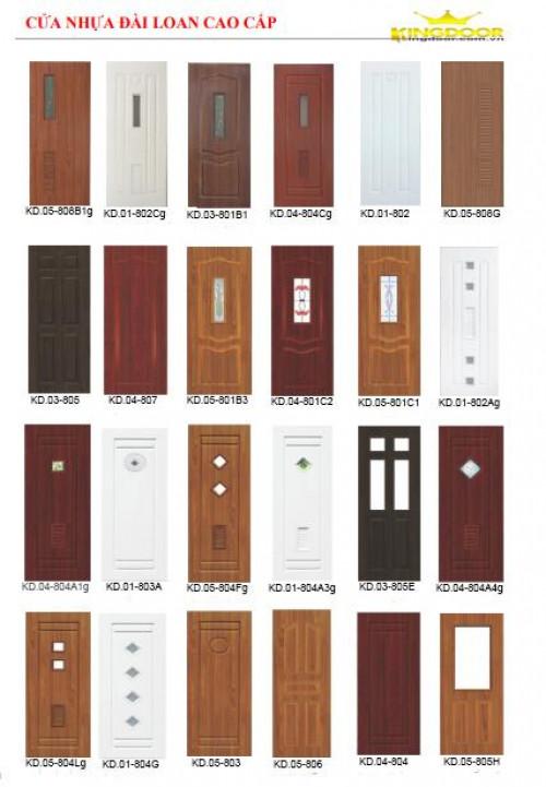 Tổng hợp những mẫu cửa nhựa giả gỗ 2020, 94148, Cao Thị Thu Hương, Blog MuaBanNhanh, 24/03/2020 10:24:02